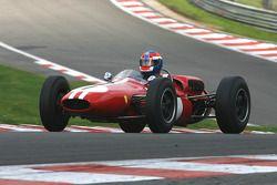 #1 John Harper (GB) Brabham BT4, 1962, 2700cc