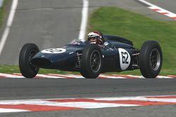 #62 Ian Ashley (GB) LDS Alfa Romeo Mk2, 1961, 1500cc