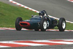 #9 Erik Staes (B) Lotus 18/21, 1961, 1500cc