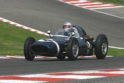 #44 Richard Parnell (GB) Walker Climax, 1960, 2500cc