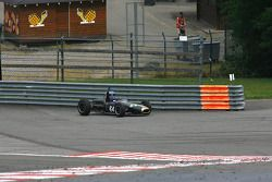 In difficulty in the final lap: #64 Jon Fairley (GB) Brabham BT11