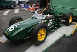 Paul Smeeth's Lotus 18, 1960, 2500cc