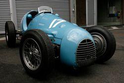 Marc Valvekens' beautiful Gordini T16, 1956, 1500cc