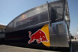 Oficinas de ingenieros de Red Bull