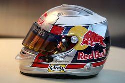 El casco de Jaime Alguersuari, Scuderia Toro Rosso