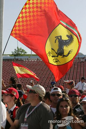 Banderas Ferrari