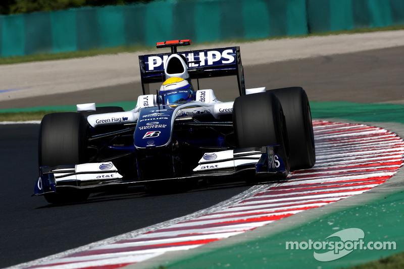 Nico Rosberg - 27 grandes premios