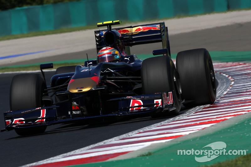 2009 - Toro Rosso, Sebastien Buemi
