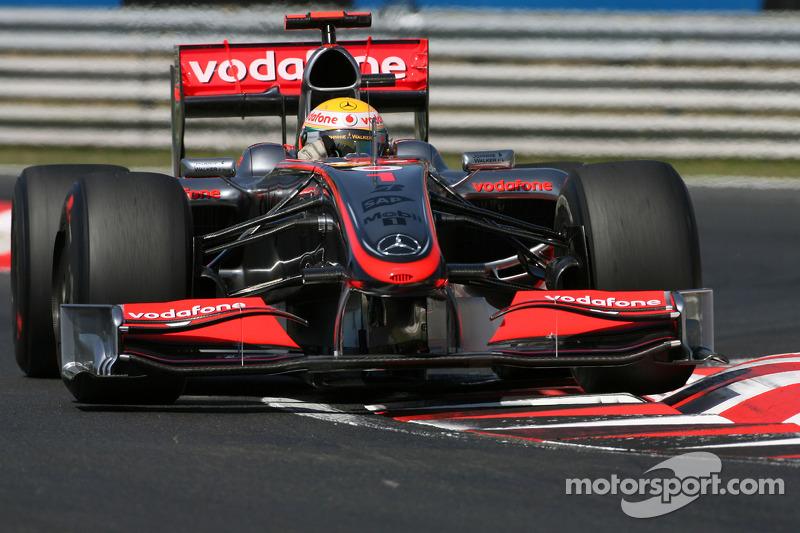 2009: Lewis Hamilton, McLaren-Mercedes MP4-24
