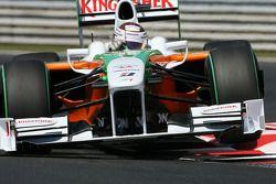 Adrian Sutil, Force India F1 Team