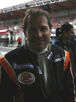 Jacques Villeneuve, as enthusiastic as ever