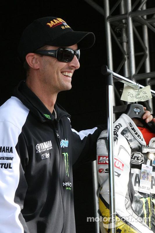 Colin Edwards, Monster Yamaha Tech 3