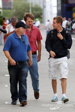Norbert Vettel, padre de Sebastian Vettel,Red Bull Racing