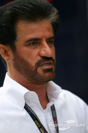 Mohammed bin Sulayem, piloto de Rally
