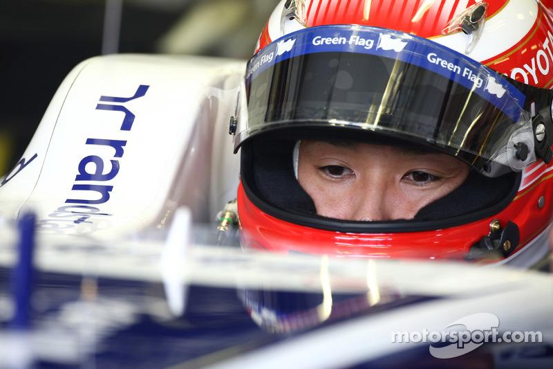 Kazuki Nakajima fue el más rápido