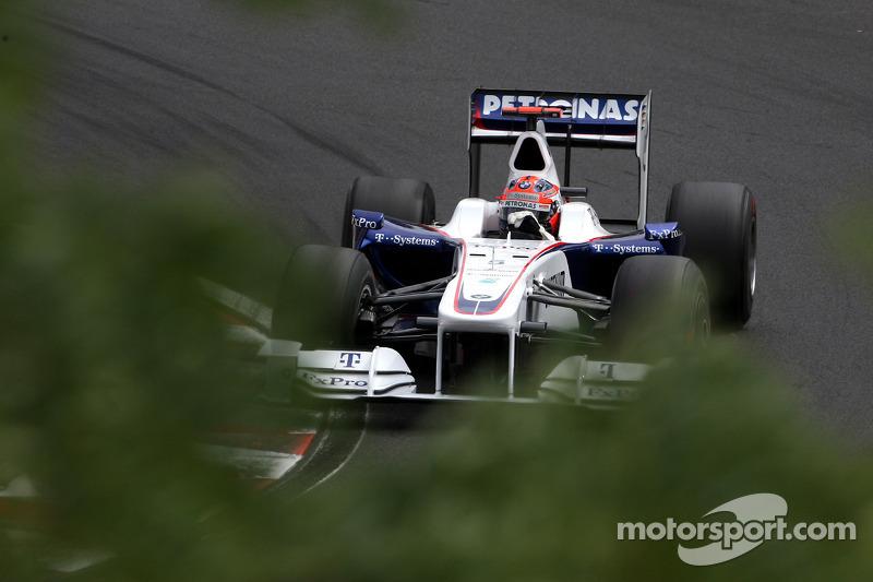 Robert Kubica, GP Węgier 2009