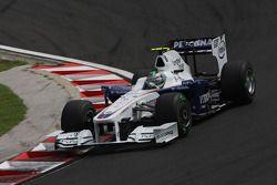 Nick Heidfeld, BMW Sauber F1.09