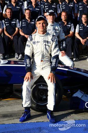 Foto del equipo WilliamsF1, Nico Rosberg, equipo WilliamsF1