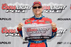 Le poleman Mark Martin, Hendrick Motorsports Chevrolet