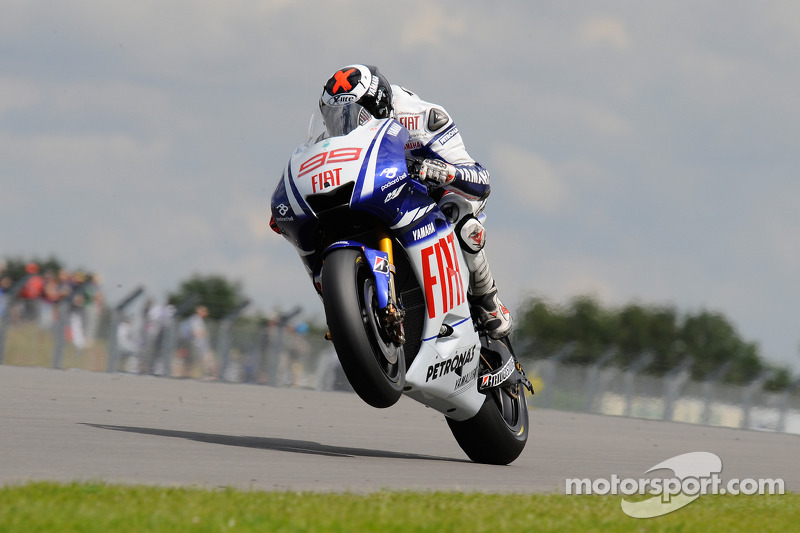 Grand Prix von Großbritannien 2009 in Donington