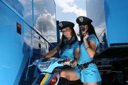 Crescent Suzuki girls