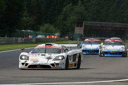 #11 Full Speed Racing Team Saleen S7 Twin Turbo: Robert Dierick, Carlo Van Dam, Arjan van der Zwaan, Rob van der Zwaan
