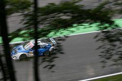#124 Mühlner Motorsport Porsche 911 GT3 Cup S: Jürgen Häring, Dimitrios Konstantinou, Achim Dürr, René Bourdeaux