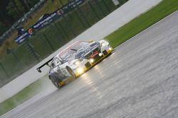 #174 M. P. Racing Sport Garage BMW Alpina B6 GT3: Romain Brandela, Thierry Prignaud, Gaël Lesoudier, André-Alain Corbel