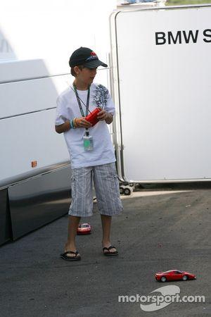Fabien Vettel hermano de Sebastian Vettel