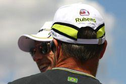 Rubens Barrichello, Brawn GP et Jenson Button, Brawn GP