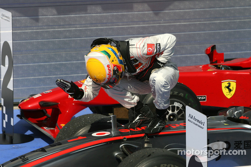 2009 - Lewis Hamilton, McLaren