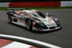 #118 Gravity Racing International Mosler MT 900: Vincent Radermeker, Ho-Pin Tung, Loris de Sordi, Jacques Villeneuve