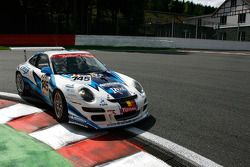 #145 Christian Kelders First Motorsport Porsche 911 GT3 Cup S: Christian Kelders, Philippe Greisch, Daniel Desbrueres, Eric Hélary