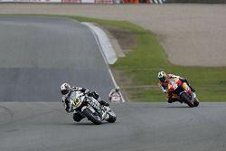 Randy De Puniet, LCR Honda MotoGP y Dani Pedrosa, Repsol Honda Team