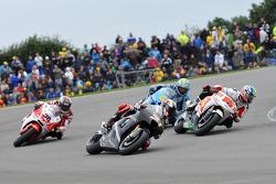 Mika Kallio, Pramac Racing, Marco Melandri, Hayate Racing Team, Alex De Angelis, San Carlo Honda Gre
