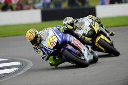 Valentino Rossi, Fiat Yamaha Team, James Toseland, Monster Yamaha Tech 3