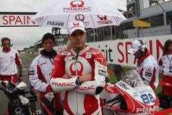 Niccolo Canepa, Pramac Racing y Mika Kallio, Pramac Racing