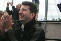 Russell Eacott, T-Sport boss