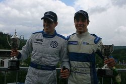 Adriano Buzaid and Gabriel Dias