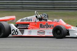 Christophe D'Ansembourg, McLaren M26-4