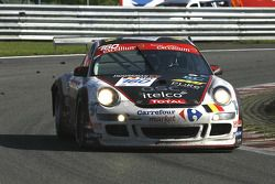 #160 Prospeed Competition Porsche 911 GT3 Cup S: Rémy Brouard, Eric Havette, Philippe Nozière, Christophe Kerkhove