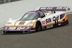 Justin Law, Jaguar XJR12