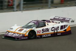 Justin Law, Jaguar XJR12