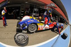#10 Team Oreca Matmut - AIM Courage-Oreca LC70 - AIM: Bruno Senna, Tiago Monteiro