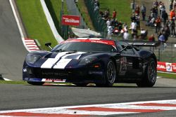 #122 Matech GT Racing Ford GT: Andreas Mattheis, Alexandre Funari Negrao, Constantino de Oliveira, L