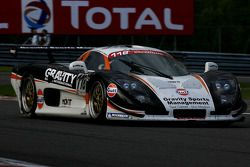 #118 Gravity Racing International Mosler MT 900: Vincent Radermeker, Ho-Pin Tung, Loris de Sordi, Jacques Villeneuve