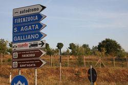 Road to Mugello