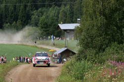 Sébastien Ogier et Julien Ingrassia, Citroen Junior Team Citroen C4 WRC