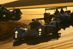 Jan Charouz, Tomas Enge, Stefan Mäcke (Lola Aston Martin N°007)