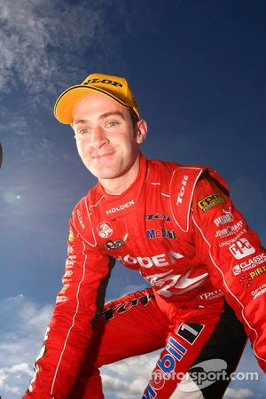 Will Davison takes out second for Toll Holden Racing Team